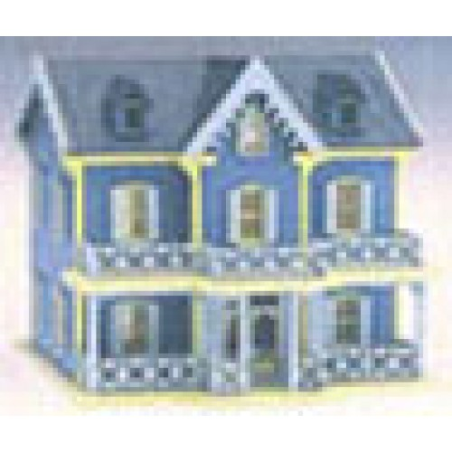 Cape May Cottage, 1/144th SOLD OUT