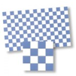 Blue and White Tile, 1/2