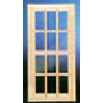 Standard 12 light window, 1/12""