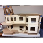 Queen Anne Kit, 1 inch scale   MAKE OFFER