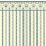 Regency Blue Stripe, 1/24