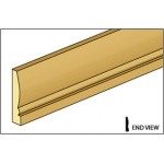 interior window trim, 3/8 x 24 inch
