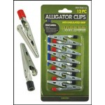 Alligator Clips, 2 inch 12 piece set