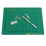 Studio 71 cutting mat set, 9 by 12 inches